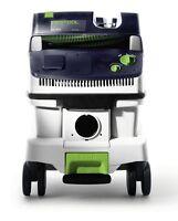 Festool CTL 26 E GB 110V Mobile Dust Extractor Cleantex Hoover 110V - 583498