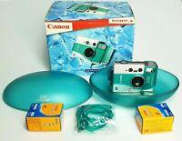 CANON IXUS SUMMER Concept Limited Edition + 1 Film APS 25 P Scad 08/2008