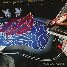 Panic! At The Disco DEATH OF A BACHELOR +MP3s FUELED BY RAMEN New Vinyl LP