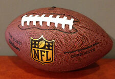 Wilson NFL Game Ball The Duke (Replika) Replica American Football NEU