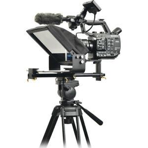 Glide Gear TMP 500 Tablet Smartphone Video DSLR Camera Teleprompter 70/30 Glass