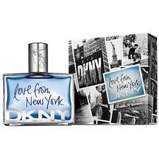 DKNY Love From New York For Men Eau De Toilette Spray 48ml / 1.7oz New Sealed