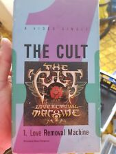The Cult She sells Sanctuary Vhs