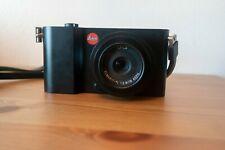 Leica TL 16.3MP Digital Camera - Black w/ Leica Elmarit-TL 18mm f/2.8 ASPH