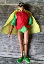"""Vintage MEGO Robin Action Figure 8"""" 1970s Missing Arm"""