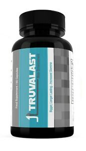 TRUVALAST MALE ENHANCEMENT FORMULA (60 CAPSULES) 1 MONTH SUPPLY - 1 BOTTLE