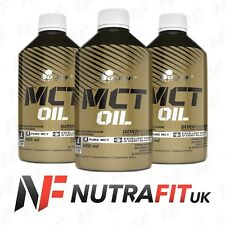 OLIMP MCT OIL 100% 400ml pure fatty acids diet weight management
