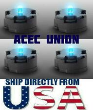 4 X High Quality MG 1/100 QANT Raiser Gundam BLUE LED Lights - U.S.A. SELLER