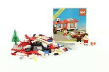 Lego Classic Town Hospital Set 6364-1 Paramedic Unit 100% complete + instr. 1980