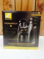 Nikon Monarch 7 10x42 Extreme Binoculars, 7549 New