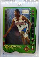 1996 96-97 SKYBOX PREMIUM NEW EDITIONS Allen Iverson Rookie RC #5, Rare Insert