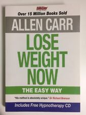 Lose Weight Now: The Easy Way by Allen Carr  NO CD VGC EasyWay Method