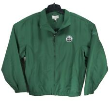 Cutter & Buck Green M WindTec Jacket 2013 PGA Championship Oak Hil Country Club