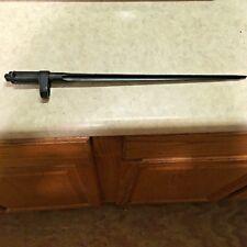 Russian Mosin Nagant M-44 Bayonet