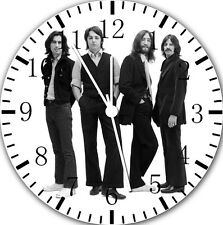 "The Beatles wall Clock 10"" will be nice Gift and Room wall Decor E41"