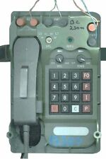 Military Issued Field Phone-USED