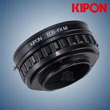 Kipon macro helicoid adapter for Canon EOS lens to Fuji X-Pro2 X-T2