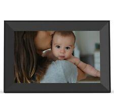 Aura Gallerie Smart Digital Picture Frame 10.1 Inch HD  New AF500-SLT