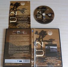 DVD PAL MUSIQUE DOCUMENTAIRE U2 THE JOSHUA TREE ALL ZONE