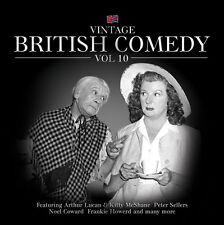 Vintage British Comedy Vol.10 CD