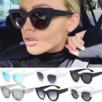 Women Retro Eye Glasses Vintage Style Cat Eye Rockabilly Sunglasses Fashion Gift