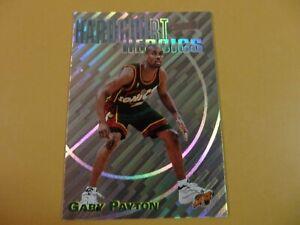 1997-98 Topps Stadium Club Gary Payton Hardcourt Heroics #H2