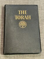 The Torah: The Five Books of Moses 1962 1st Edition 4th Impression Bible