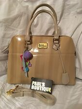Paul's Boutique Maisy Nude Bag, used - in Great Condition