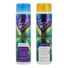 "Novex My Curls Shampoo & Conditioner 300ml (10.1oz) ""Duo"" w/Free Nail File"