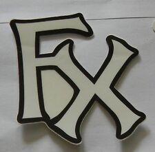 Fox Racing ۞ Adesivo Sticker Decal ۞ KTM mtb ~ ~ MX ~ QUAD ۞ 6 x 7 cm