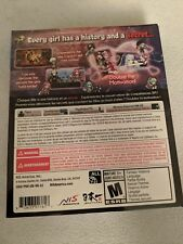 Criminal Girls: Invite Only with NISA extras(Sony PlayStation Vita, 2015)
