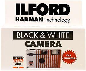 ILFORD XP2 - B&W Single Use Disposable Camera