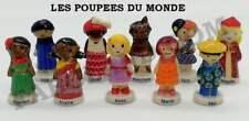 Feves LES POUPEES DU MONDE - DV2339