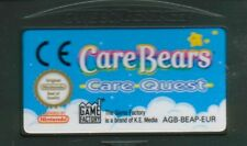 - BISOUNOURS-care bears Care quest Game Boy Advance (sp, DS, DS Lite) bien -