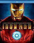 Iron Man (Blu-ray Disc, 2008)