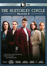 The Bletchley Circle: Complete Season 2 (DVD, 2014, 2-Disc) Second Two ~ NEW