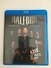 Halford Live at rock in rio Blu-ray Disc New