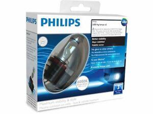 For 2017-2018 Mitsubishi Mirage G4 Fog Light Bulb Front Philips 62782TM