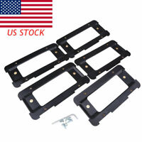 6 SCREWS /& WRENCH BRAND NEW REAR LICENSE PLATE HOLDER BRACKET FOR LAND ROVER
