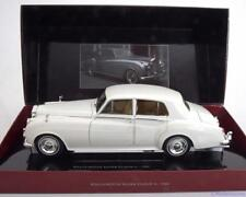 ROLLS ROYCE SILVER CLOUD II 1960 WHITE MINICHAMPS 100134900 1/18 WEISS BIANCA