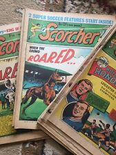 V3a SCORCHER & SCORE One Comic Only 1972 September 30th
