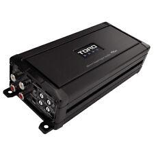 Toro Tech Audio – Mrx4, 130 Watts x 4 Rms Four Channel Micro Sized Car Amplifier