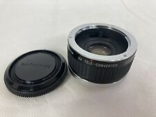 Tamron SP F System 2x Tele-Converter For Olympus Excellent +