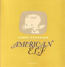 BD AMERICAN ELF James Kochalka bande dessinée 2008 Ego comme X