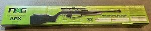Umarex NXG Next Generation APX #2230106 Multi-Pump Air Rifle W/Scope Dual Ammo
