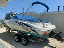 New Listing1999 Sea Ray Sundeck bowrider/deck boat 210 & Trailer *needs work*