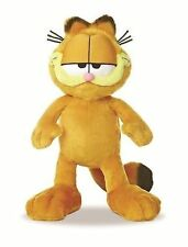 "14"" Aurora World  GARFIELD The CAT Super Soft Toy Plush Character Teddy NEW"