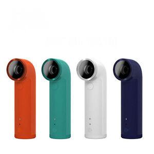 HTC RE 16.0MP 1080P Ultra-Wide Angle Lens Waterproof Digital Sports Camera
