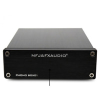 MagiDeal Phono Turntable Rreamp Stereos Audio Phonograph RIAA Pre-Amplifier