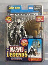 Marvel Legends Modok Series Moon Knight Silver Variant MIP